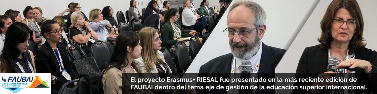 FAUBAI 2018 Conference Río de Janeiro